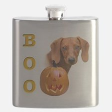 DachshundsmoothBoo2.png Flask