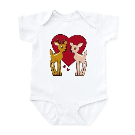 Deer Love Infant Bodysuit