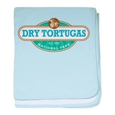 Dry Tortugas National Park baby blanket