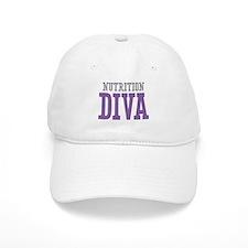 Nutrition DIVA Baseball Baseball Cap