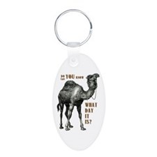 Do You Know What Day It Is Keychains