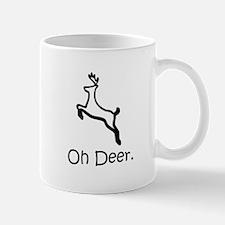 Oh Deer. Mugs
