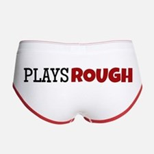 Plays Rough Women's Boy Brief