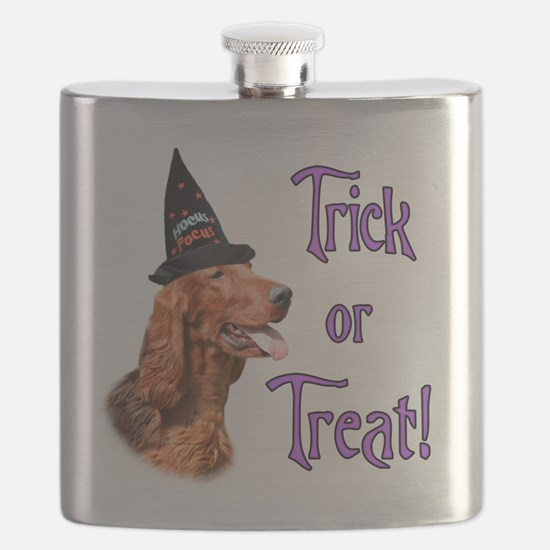 Irish SetterTrick.png Flask