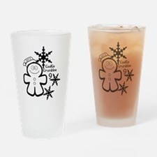 Cookie Crumbles 9 2014 (2) Drinking Glass