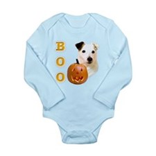 ParsonBoo2.png Long Sleeve Infant Bodysuit