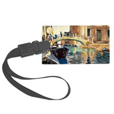 Sargent - Ponte San Giussepe di  Luggage Tag