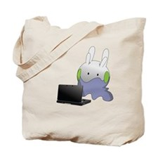Goomy playing 3DS Tote Bag