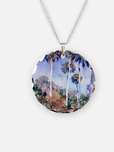 John Singer Sargent painting Necklace