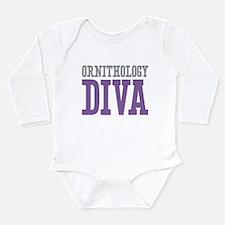 Ornithology DIVA Long Sleeve Infant Bodysuit
