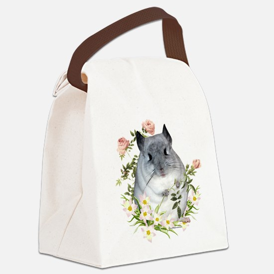 ChinRose.png Canvas Lunch Bag