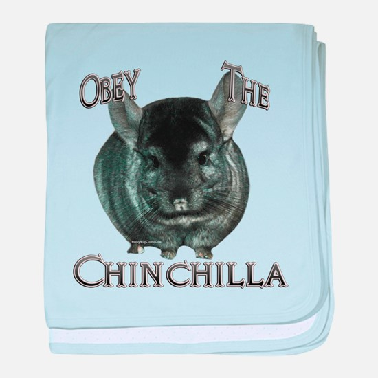 ChinchillaObey.png baby blanket