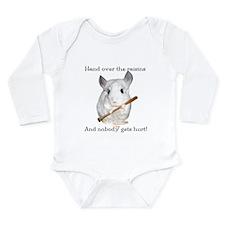 ChinRaisons2.png Long Sleeve Infant Bodysuit