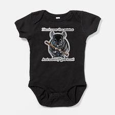 Chin Raisin Baby Bodysuit