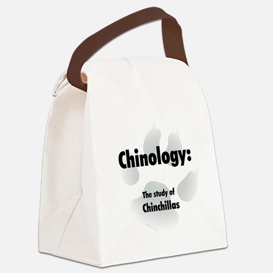 Chinology Canvas Lunch Bag