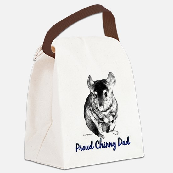 ChinDad2a.png Canvas Lunch Bag