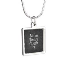 Chalky Make Today Count Necklaces