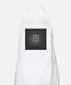 Chalky Make Today Count Apron