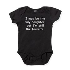 Only Daughter Baby Bodysuit