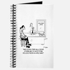 No Job Skills? Journal