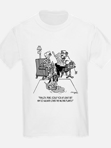 Pavlov's Dog Waters Plants T-Shirt