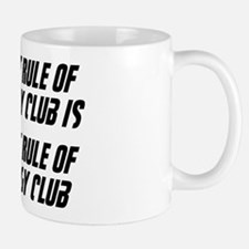 The First Rule Of Tautology Club Mug