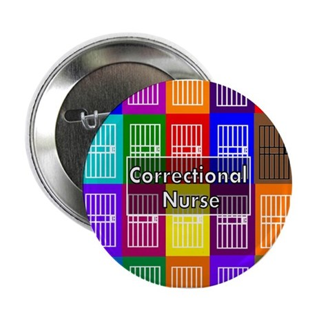"Correctional Nurse 6 2.25"" Button (10 pack)"