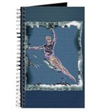 Boy ballet dancers Journals & Spiral Notebooks