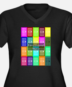 correctional nurse 7 Plus Size T-Shirt