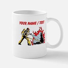 Custom Firefighter Mugs