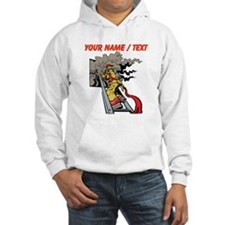 Custom Firefighter Jumper Hoody