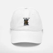 Custom Firefighter In Smoke Hat