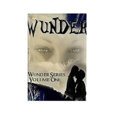 Wunder Volume One Cover Rectangle Magnet