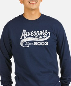 Awesome Since 2003 T