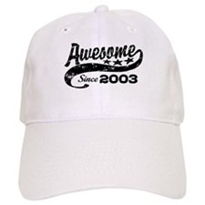 Awesome Since 2003 Cap