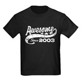 Awesome since 2003 Kids