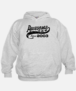 Awesome Since 2003 Hoodie