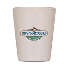 Dry Tortugas National Park Shot Glass