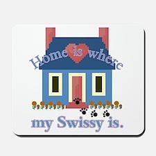 Greater Swiss Mtn Dog Mousepad