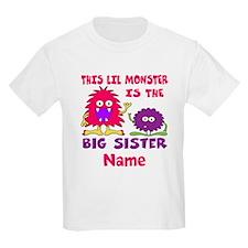 Big Sister Monster T-Shirt