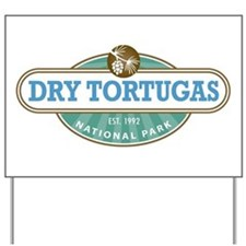 Dry Tortugas National Park Yard Sign