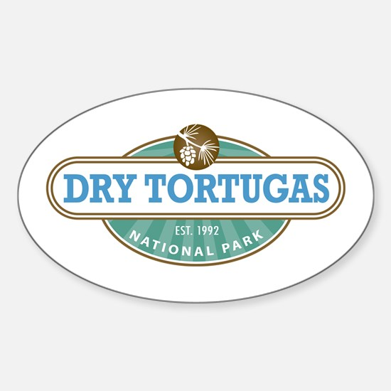 Dry Tortugas National Park Decal