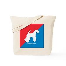 Kerry Diagonal Tote Bag