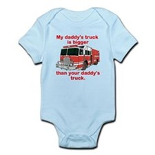 My Daddys Truck Body Suit