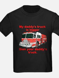 My Daddys Truck T-Shirt