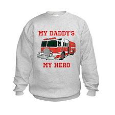 My Daddys My Hero Sweatshirt