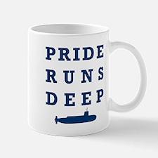 Pride Runs Deep with Submarine Mug