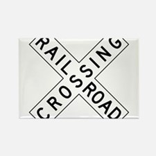 Rail Road Crossing Magnets