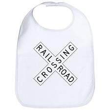 Rail Road Crossing Bib