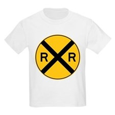 Rail Road Crossing T-Shirt